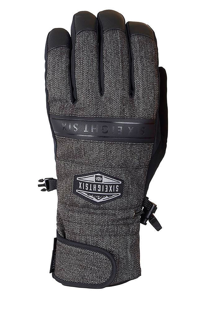 Перчатки 686 INFILOFT™ Recon Glove (18-19) | Black Denim