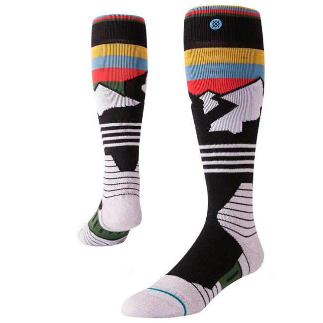Термоноски Stance Snow Wind Range (18-19) | Black