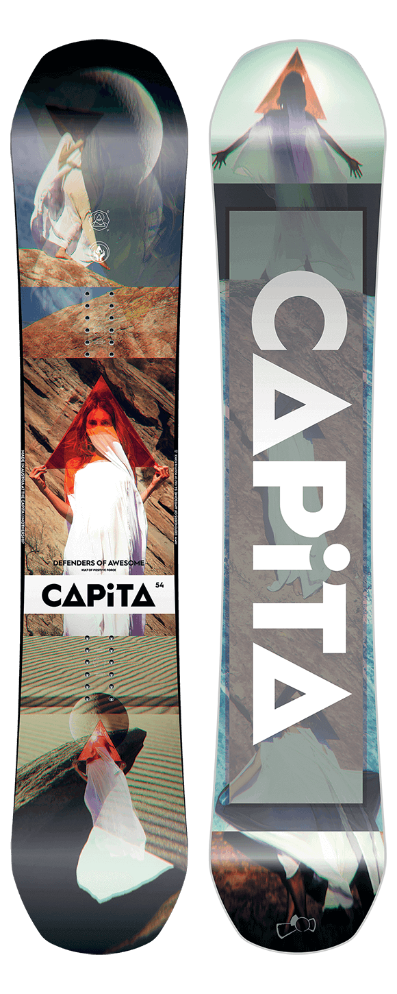 Сноуборд Capita Defenders of Awesome FW18