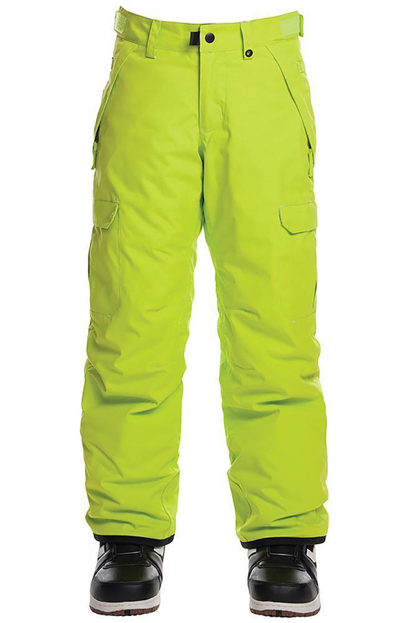 Штаны 686 Infinity Cargo Insulated Pant (18-19) | Lime