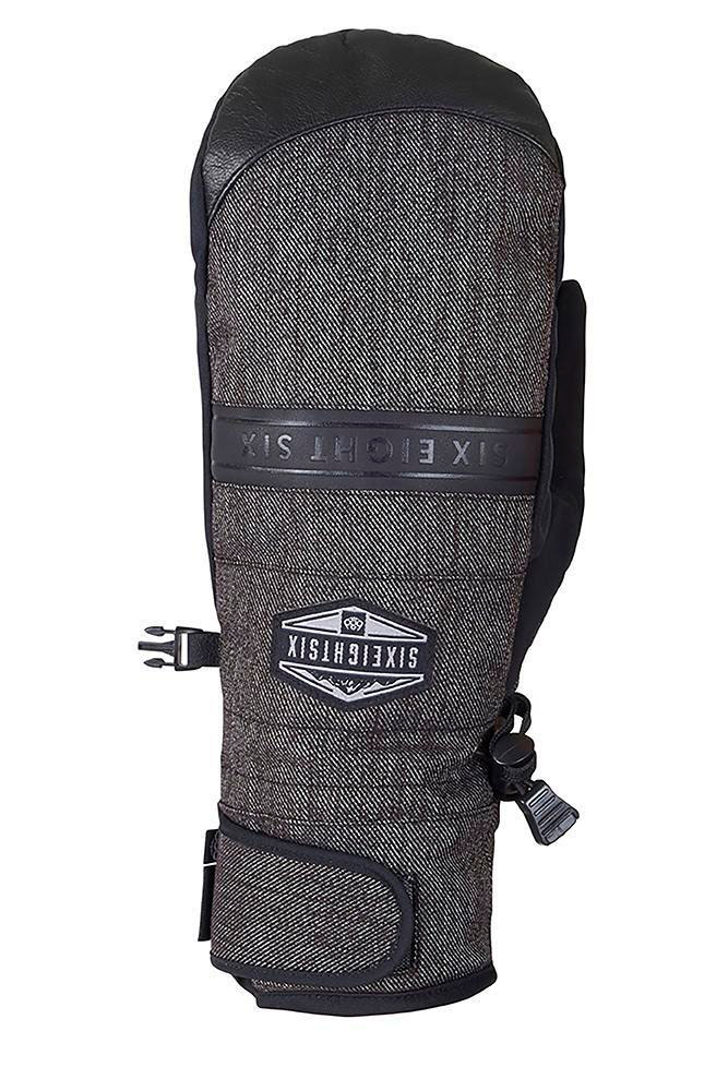 Варежки 686 INFILOFT™ Recon Mitt (18-19) | Black Denim