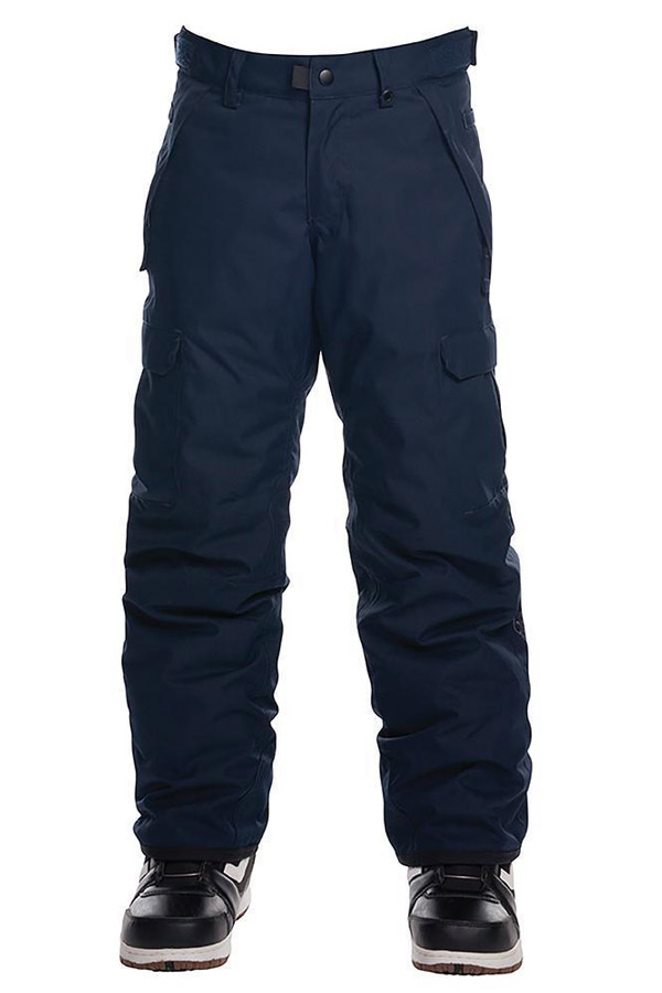 Штаны 686 Infinity Cargo Insulated Pant (18-19) | Navy