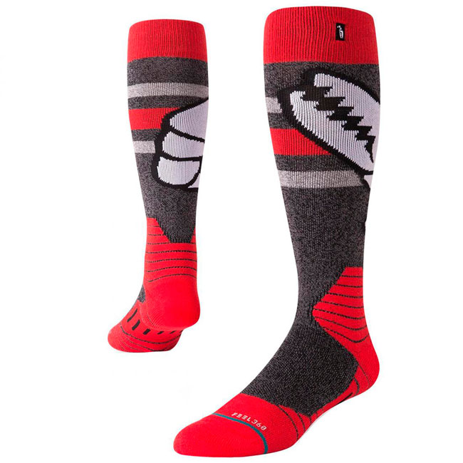Термоноски Stance Snow Crab Grab (18-19) | Red