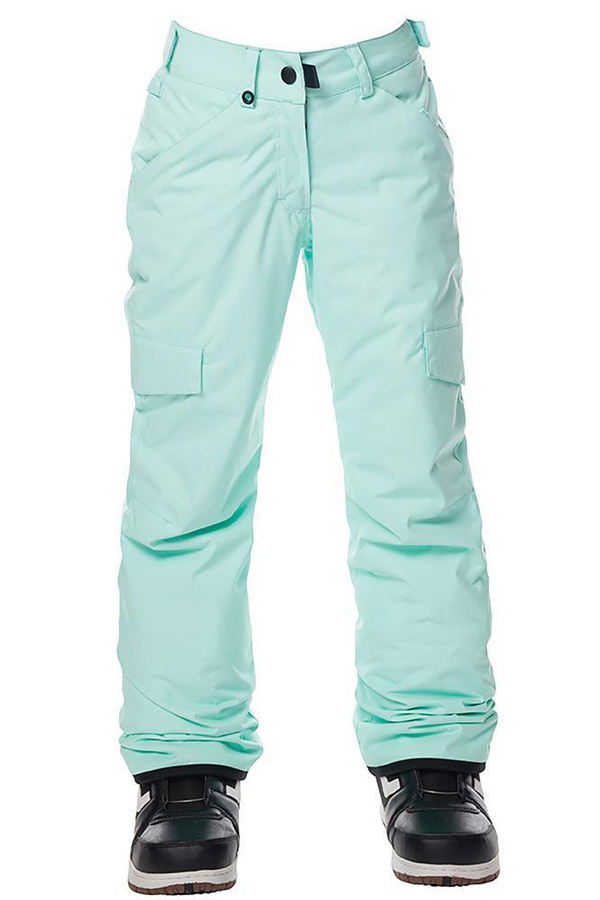 Штаны 686 Lola Insulated Pant (18-19) | Seaglass