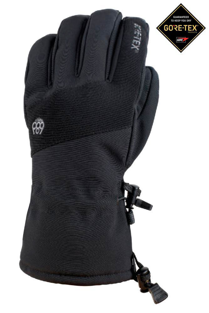 Перчатки 686 GORE-TEX® Linear Glove (18-19) | Black