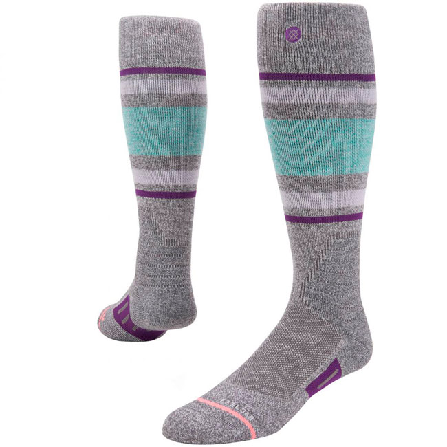 Термоноски Stance Snow Outposts (18-19) W | Grey