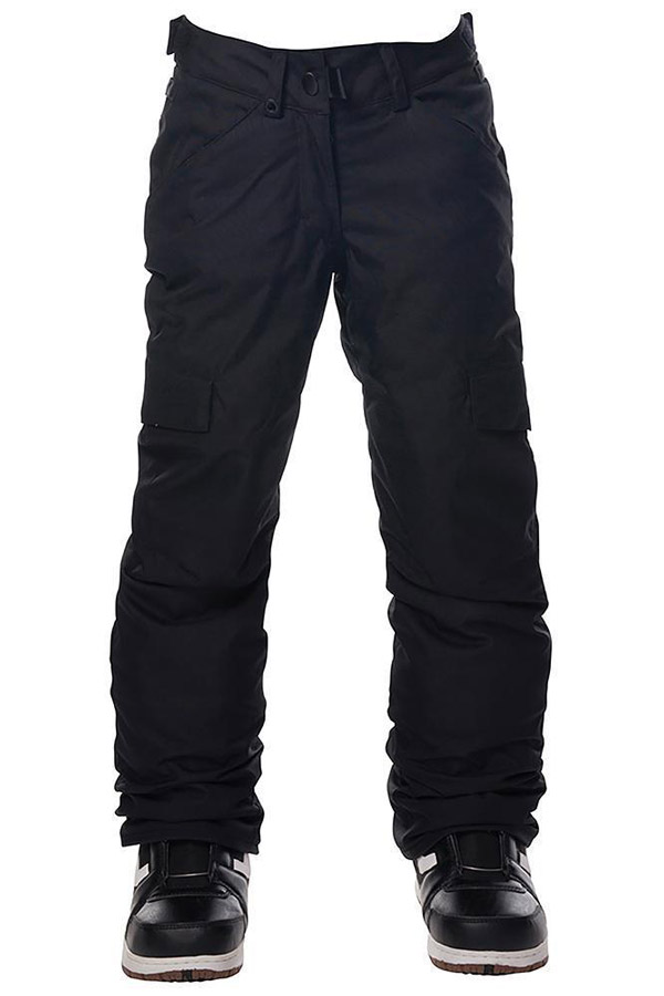 Штаны 686 Lola Insulated Pant (18-19) | Black